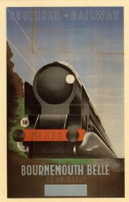 Bournemouth Belle poster 1936